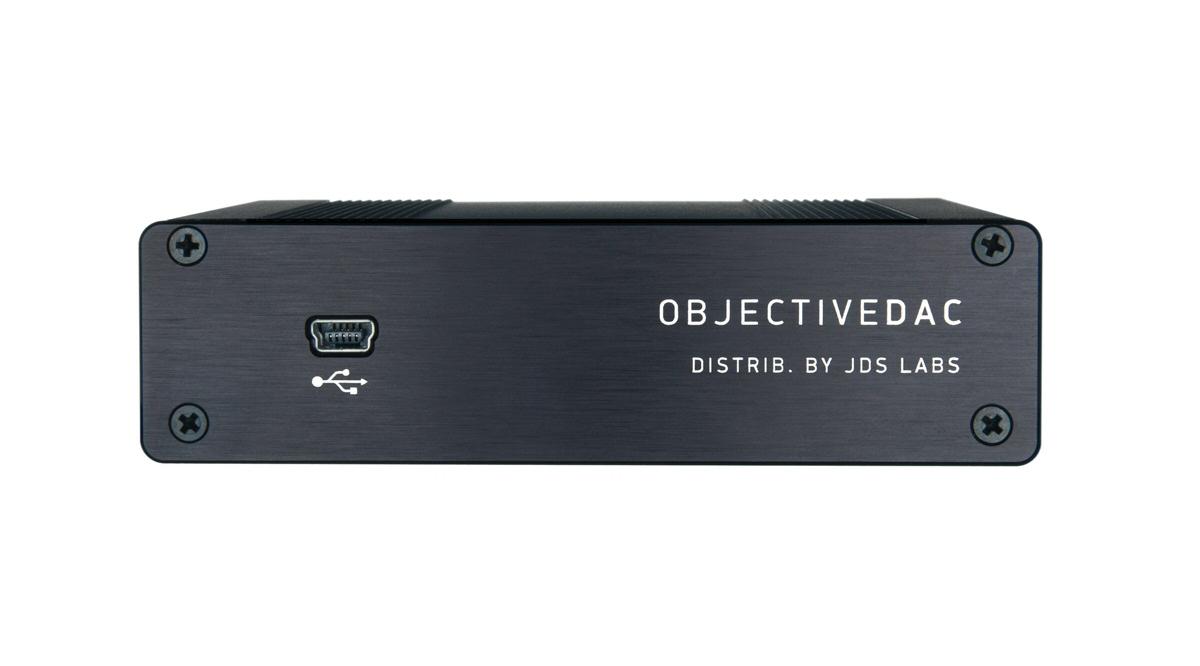 JDS Labs - Objective2+ODAC Combo Rev B - Amps + DACs