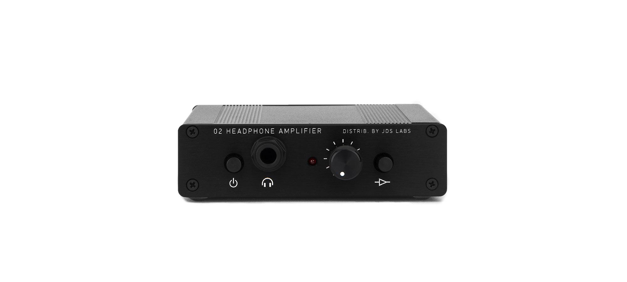 JDS Labs - Objective2 Headphone Amplifier - Amplifiers O Headphone Amp Schematic on